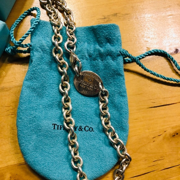 Tiffany & Co. Jewelry - Authentic Tiffany necklace